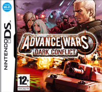 Advance Wars Dark Conflict Wi-Fi DS
