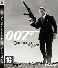007 James Bond: Quantum of Solace  PS3