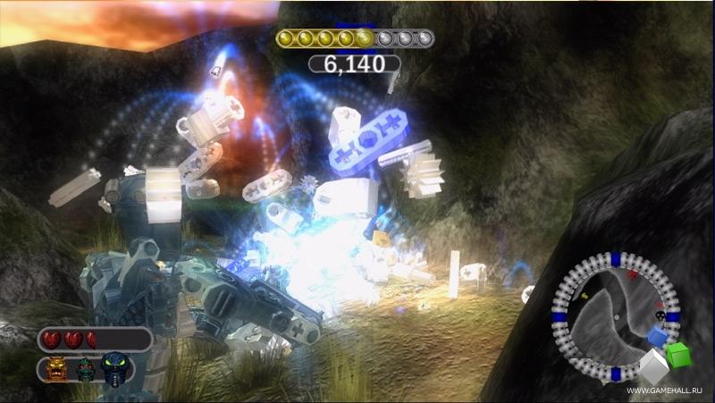 Игру Бионикл + На Psp