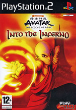 Avatar - The Legend Of Aang: Into the Inferno PS2