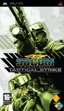 SOCOM: U.S. Navy SEALs Tactical Strike PSP