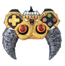 Джойстик Monster Joypad F2 Berserker PS2