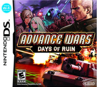 Advance Wars: Days Of Ruin DS