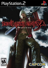 Devil May Cry 3: SE PS2