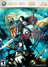 The Last Remnant Xbox 360