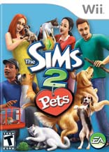 The Sims 2: Pets Wii
