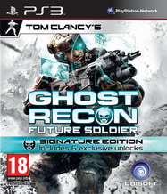 Tom Clancy's Ghost Recon Future Soldier. Signature Edition PS3