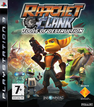 Ratchet & Clank Future: Tools of Destruction PS3