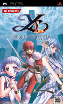 Ys: the Ark of Napishtim PSP