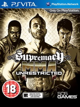 Supremacy MMA Unrestricted (PS Vita) (Предзаказ) PSP