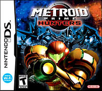 Metroid Prime Hunters DS