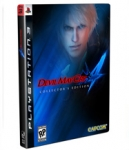 Devil May Cry 4 - Collectors Edition