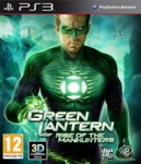 Green Lantern Rise of the Manhunters