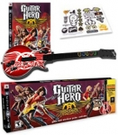 Guitar Hero: Aerosmith Bundle (Game&Guitar)