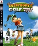 Everybody Golf World Tour