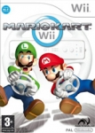 Mario Kart Wii with Official Wii Wheel
